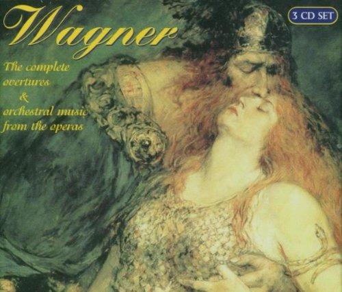 Wagner : Intégrale des ouvertures et de la musique orchestrale