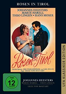 Rosen in Tirol