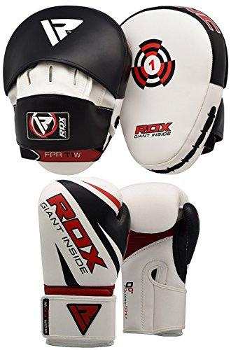 RDX MMA Manoplas Boxeo Paos Muay Thai Kick Boxing Artes Marciales Entr
