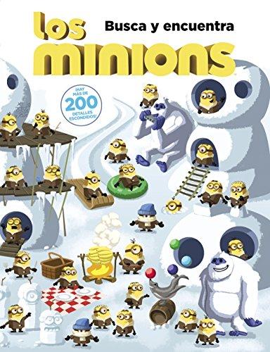 Los Minions. Busca Y Encuentra (Literatura Infantil (6-11 Años) – Gru Y Los Minions)