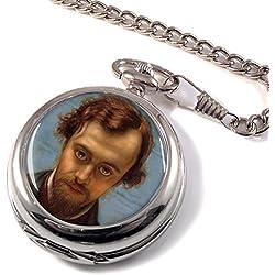 Dante Gabriel Rossetti Full Hunter Pocket Watch