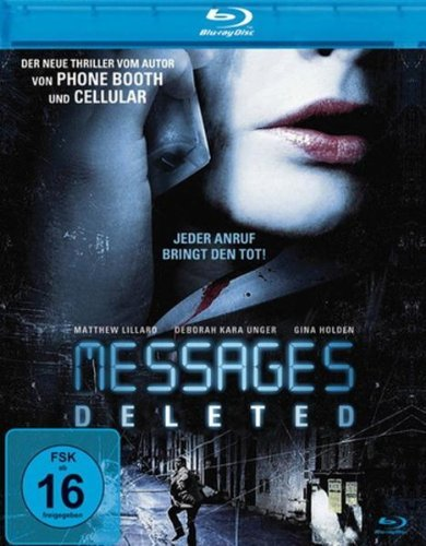 Messages Deleted (2009) ( ) (Blu-Ray)