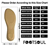 Footsoul Women's Bravia Slippers (Gold) (FSL-168)