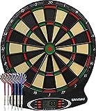 Best Electronic Dart Boards - Winmau Ton Machine Electronic Softip Dartboard 18 Club Review