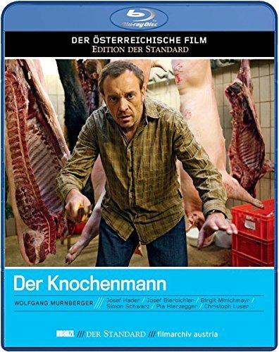 The Bone Man ( 2009 ) ( Der Knochenmann ) (Blu-Ray)