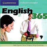 English 365: 2 Audio CDs. Audio CDs (2)