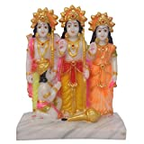#7: Ram-Darbar Marble Idols, statues for home décor