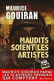 Maudits soient les artistes: Un thriller palpitant sous l'Occupation allemande (Polar)
