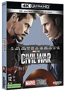 Captain America : Civil War [4K Ultra HD + Blu-ray] (B07LD4VTP5)   Amazon price tracker / tracking, Amazon price history charts, Amazon price watches, Amazon price drop alerts