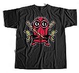 Generic T-Shirt Minion Pool Merc Gru Minions Deadpool Film Movie Kult