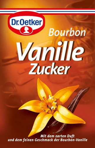 Dr. Oetker Bourbon Vanille-Zucker, 13er Pack (13 x 27 g)