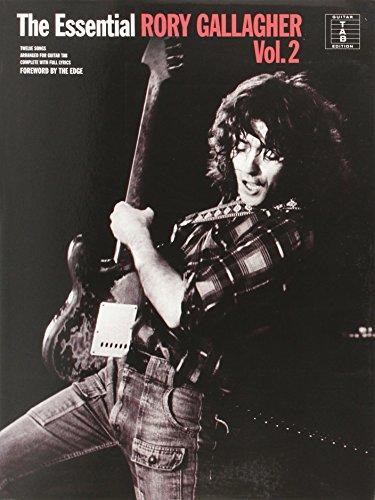 The Essential Rory Gallagher Volume 2: Noten, Grifftabelle für Gitarre