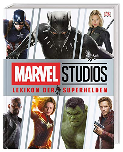 MARVEL Studios Lexikon der Superhelden (Der Film Panther)