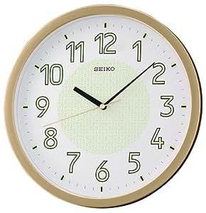 Seiko Horloge murale Lumibrite QXA473G Neuf