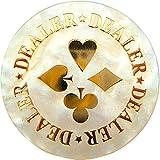 Dealer Button Deluxe Set 6CM
