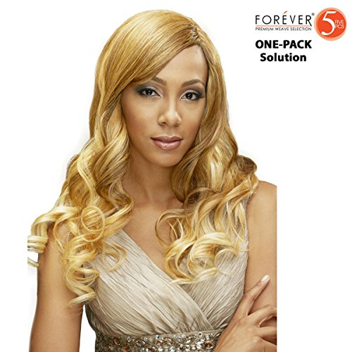 Bobbi Boss Forever galons de 5 – Fantasy Wave – (4 Pack complet) Weave