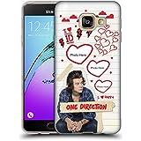 One Direction 1D Coutume Personnalisé Harry Fou Pour Vous Étui Coque En Gel Pour Samsung Galaxy A3 (2016)