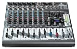 from Behringer Behringer XENYX 1222FX Mixer, Silver Model 1222FX