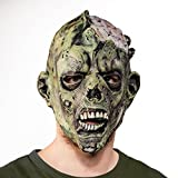 Maske Moving Mouth Zombie-Alien