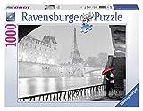 Ravensburger Jigsaw Puzzle 1000Pieces–Paris and Sena (194711)