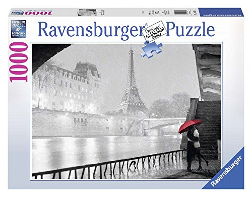Ravensburger-Puzzle 1000Teile, Paris und Seine (19471Design 1)