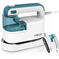 MECO ELEVERDE Fer à Repasser defroisseur vapeur4en1defroisseur Vapeur Vertical et Horizontal,à la Vapeur et à Sec Fer à…