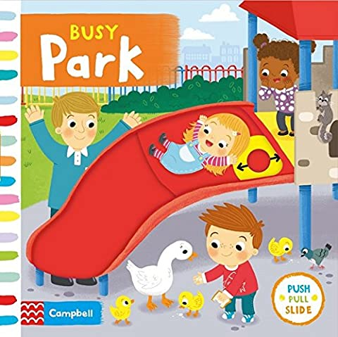Busy Park (Busy Books, Band 24)