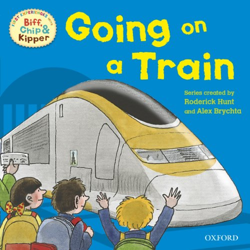 Going on a train