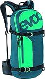 EVOC Protektor Rucksack FR Day Team, Petrol, 56 x 27 x 10 cm, 16 Liter, 5202-417