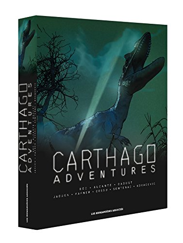 Carthago Adventures : Coffret en 4 volumes : Amarok ; Aipallovik ; Chipekwe ; Bluff Creek