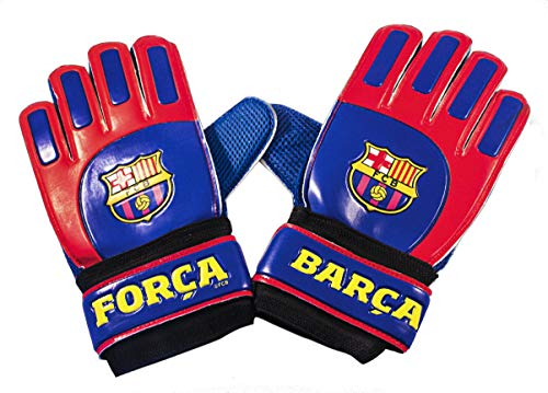 Guante de Portero Oficial FC Barcelona
