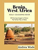 Benin, West Africa Colouring Book