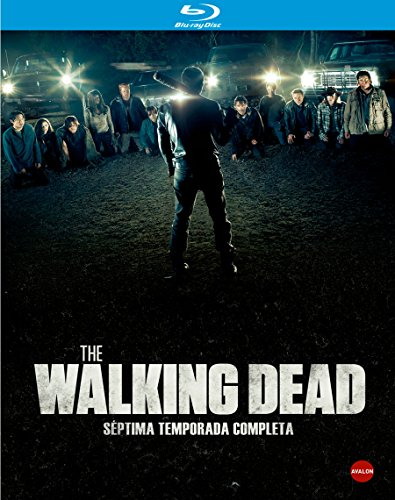 The walking dead 7ª temp.completa [Blu-ray]