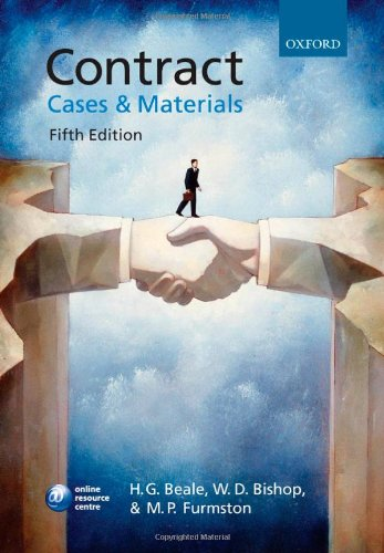 Contract: Cases and Materials (Cases & Materials)