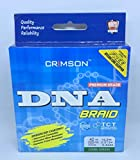 #4: Crimson DNA 60LB/0.43MM/300/BRAID LINE