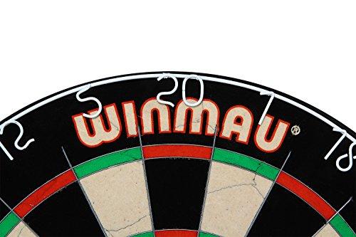 Winmau Steeldartboard Blade IV, beige/schwarz, 3006 - 5