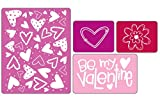 Embossing Folders Valentine Set #4 65676...