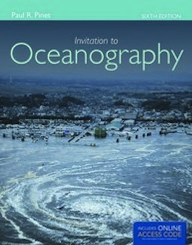 By Pinet - Pac: Invitation To Oceanograp (6th Revised edition)