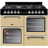 Leisure CK100F232C 100cm Dual Fuel Range Cooker in Cream