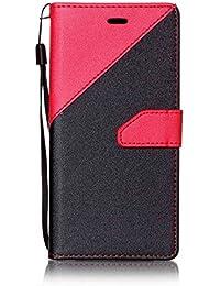 Nancen New Housse coque Sony Xperia XZ XZS (5,2 pouces) Bien Haute Qualité PU Cuir Flip Étui Coque de Protection Wallet / Portefeuille Case Cover Housse - Avec Carte de Crédit Fente, Fermeture Magnétique, pour protéger votre téléphone,