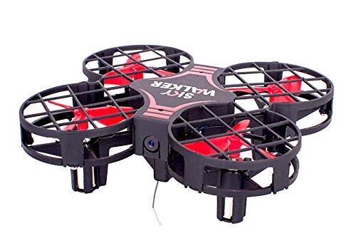 Idea S 17127s823W WiFi RC Drone con Camera FPV Quadrirotore altezza stabilizzazione, One Key Return, Coming home/Headless drone VR possibile, funzione rotazione a 360°, 2.4GHz con Gyro, 4canali,