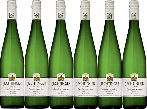(2017* Winzergenossenschaft Jechtingen-Amoltern Jechtinger Eichert Gewürztraminer Kabinett (6 x 0,75L))