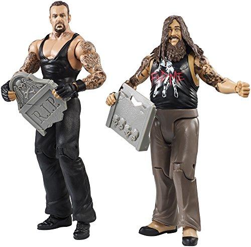 WWE Figure 2-Pack, Bray Wyatt & Undertaker by Mattel