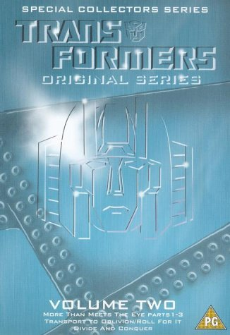Transformers Original Series Volume 2 [DVD]