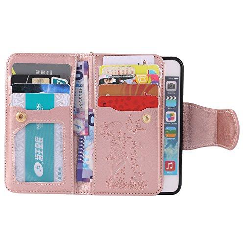 Etui Coque PU Slim Bumper pour Apple iPhone 5 iphone SE /5G/ 5S (4,0 pouces) Souple Housse de Protection Flexible Soft Case Cas Couverture Anti Choc Mince Légère Silicone Cover Bouchon -photo Frame Ke 9