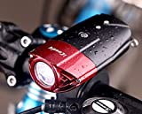 Front Bike lights Rechargeable Usb Cycling Headlight By...