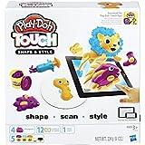 Hasbro Play-Doh B9018100 - Toque de pelo boosterset, plastilina