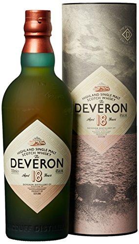 The Deveron Single Highland Malt Whisky 18 Jahre (1 x 0.7 l) -