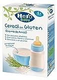 Hero Babynatur - Crema De Arroz 300 g - [Pack de 3]
