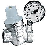 Thermador-R53320M-Reducteur-de-pression-3-4-034-avec-manometre